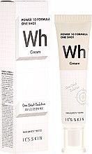 Düfte, Parfümerie und Kosmetik Aufhellende Gesichtscreme gegen Pigmentflecken - It's Skin Power 10 One Shot WH Cream