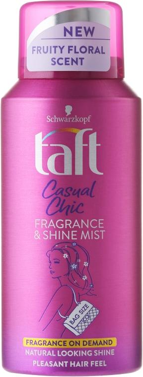 3 Wetter Casual Chic Haarparfum & Glanz Spray - Schwarzkopf Taft Casual Chic Fragrance & Shine Mist