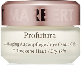 Düfte, Parfümerie und Kosmetik Anti-Aging Augenpflege für trockene Haut - Marbert Anti-Aging Care Profutura