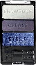 Düfte, Parfümerie und Kosmetik Lidschatten - Wet N Wild Color Icon Eyeshadow Trio