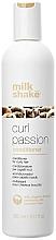 Düfte, Parfümerie und Kosmetik Reichhaltige und pflegende Spülung für lockiges Haar - Milk Shake Curl Passion Conditioner