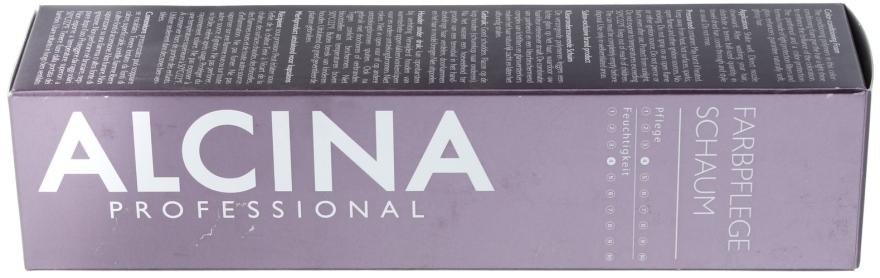 Farbpflege-Schaum für das Haar - Alcina Hair Care Farbpflege-Schaum — Bild N1