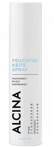 Feuchtigkeitsspendender Haarspray - Alcina Hare Care Moisture Spray — Bild N4