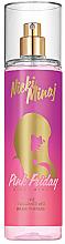 Düfte, Parfümerie und Kosmetik Nicki Minaj Pink Friday - Körpernebel