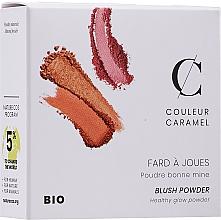 Düfte, Parfümerie und Kosmetik Kompaktes Rouge - Couleur Caramel Blush Powder