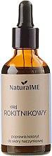 Düfte, Parfümerie und Kosmetik Sanddornöl für Körper, Gesicht und Haare - NaturalME