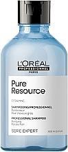 Düfte, Parfümerie und Kosmetik Reinigungsshampoo für normales Haar - L'Oreal Professionnel Pure Resource Purifying Shampoo