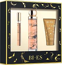 Düfte, Parfümerie und Kosmetik Bi-Es Selfie Girl - Duftset (Eau de Parfum 100ml + Parfum 12ml + Duschgel 50ml)