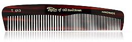 Düfte, Parfümerie und Kosmetik Taschenkamm für Männer 12,5 cm braun T 013 - Taylor of Old Bond Street