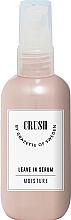 Düfte, Parfümerie und Kosmetik Feuchtigkeitsspendendes Haarserum für trockenes und strapaziertes Haar ohne Ausspülen - Grazette Crush Leave In Serum