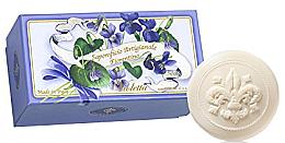 Düfte, Parfümerie und Kosmetik Veilchen Seifen-Set 6 St. - Saponificio Artigianale Fiorentino Violet (Soap/6x50g)