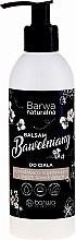 Düfte, Parfümerie und Kosmetik Glättende und regenerierende Körperlotion mit Baumwollöl - Barwa Naturalna