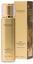 Düfte, Parfümerie und Kosmetik Regenerierende und feuchtigkeitsspendende Gesichtsemulsion mit Gold und Aminosäuren - Shangpree Gold Solution Care Emulsion