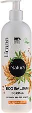 Düfte, Parfümerie und Kosmetik Körperbalsam mit Weizen und Hanföl - Lirene Natura Eco Balm