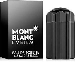 Düfte, Parfümerie und Kosmetik Montblanc Emblem - Eau de Toilette (Mini)