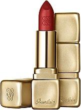 Düfte, Parfümerie und Kosmetik Matter Lippenstift - Guerlain KissKiss Matte Lipstick