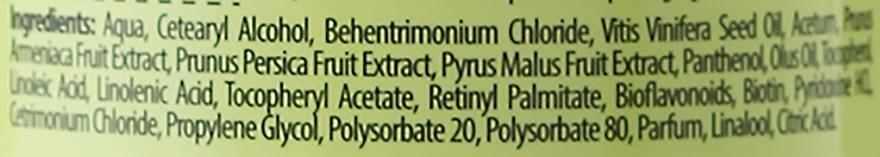 Haarconditioner für mehr Glanz - Barwa Natural Glossy Octane Conditioner — Bild N3