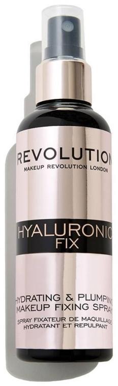Make-up-Fixierer - Makeup Revolution Hyaluronic Fix Spray