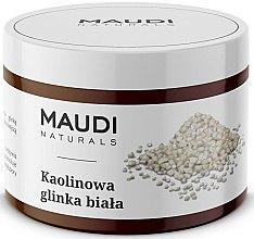 Düfte, Parfümerie und Kosmetik Weiße Tonerde für das Gesicht - Maudi