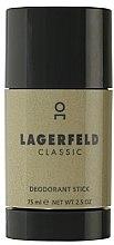 Düfte, Parfümerie und Kosmetik Karl Lagerfeld Lagerfeld Classic - Deostick
