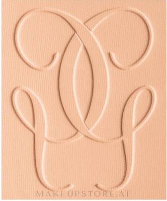Kompaktpuder mit Siliziumdioxid (austaschbarer Pulverkern) - Guerlain Lingerie de Peau Compact Mat Alive — Bild 02c
