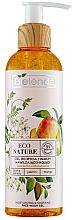 Düfte, Parfümerie und Kosmetik Feuchtigkeitsspendendes Gesichtsreinigungsgel mit Pflaume, Jasmin und Mango - Bielenda Eco Nature Kakadu Plum, Jasmine and Mango