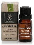 Düfte, Parfümerie und Kosmetik Ätherisches Öl Teebaum - Apivita Aromatherapy Organic Tea Tree Oil