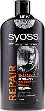 Farbschutz Shampoo für coloriertes Haar - Syoss Repair Therapy — Bild N1