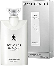 Düfte, Parfümerie und Kosmetik Bvlgari Au The Blanc - Parfümierte Körperlotion