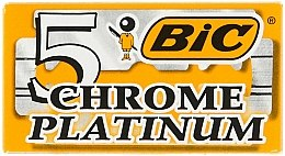 Rasierklingen Chrome Platinum 100 St. - Bic — Bild N2