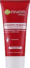 Düfte, Parfümerie und Kosmetik Handcreme - Garnier Intensive Care Very Dry Skin Regenerating Hand Cream