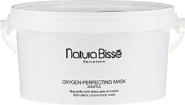 Düfte, Parfümerie und Kosmetik Nährende und entgiftende Körpermaske mit Chia- und Mangoöl - Natura Bisse Oxygen Perfecting Mask Soufle