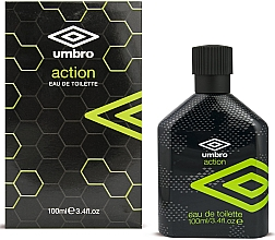 Düfte, Parfümerie und Kosmetik Umbro Action - Eau de Toilette