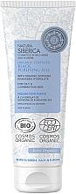 Düfte, Parfümerie und Kosmetik Gesichtspeeling mit Schnurbaum-Extrakt - Natura Siberica Organic Certified Black Purifying Peel