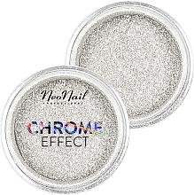Düfte, Parfümerie und Kosmetik Schimmerndes Nagelpulver Chrome Effect - NeoNail Professional Chrome Effect