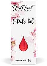 Düfte, Parfümerie und Kosmetik Professionelles Nagelhautöl Erdbeere - NeoNail Professional Cuticle Oil