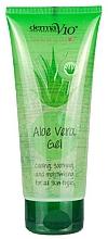 Düfte, Parfümerie und Kosmetik Beruhigendes Körpergel mit Aloe Vera - Derma V10 Aloevera Soothing Gel
