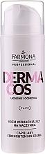 Düfte, Parfümerie und Kosmetik Kapillarstärkende Gesichtscreme für empfindliche Haut - Farmona Professional Dermacos