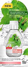 Düfte, Parfümerie und Kosmetik Pflegendes Gesichtstonikum mit Birkensaft und Vitaminen - Fito Kosmetik Volksrezepte