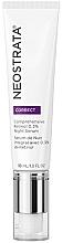 Düfte, Parfümerie und Kosmetik Nachtserum für das Gesicht mit 0.3% Retinol - Neostrata Correct Comprehensive Retinol 0.3% Night Serum