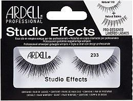 Düfte, Parfümerie und Kosmetik Künstliche Wimpern - Ardell Studio Effects 233