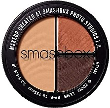 Düfte, Parfümerie und Kosmetik Lidschatten Trio - Smashbox Photo Edit Eyeshadow Trio