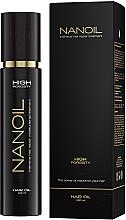 Düfte, Parfümerie und Kosmetik Öl für Haare mit hoher Porösität - Nanoil Hair Oil High Porosity