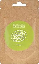 Düfte, Parfümerie und Kosmetik Kaffee-Peeling für den Körper mit Mangoduft - BodyBoom Coffee Scrub Mango