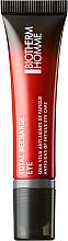 Düfte, Parfümerie und Kosmetik Feuchtigkeitsspendende Augencreme gegen dunkle Ringe - Biotherm Homme Total Recharge Revitalizing Wake-Up Cleanser
