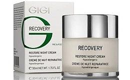 Düfte, Parfümerie und Kosmetik Regenerierende Nachtcreme - Gigi Recovery Restoring Night Cream