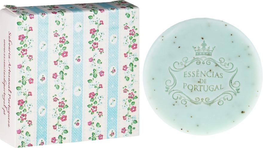 Naturseife - Essencias De Portugal Blue Chita Violet Soap — Bild N1