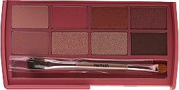 Düfte, Parfümerie und Kosmetik Lidschattenpalette - Heimish Dailism Eye Palette Rose Memory