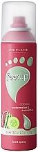 Düfte, Parfümerie und Kosmetik Kühlendes Deo-Fußspray mit Wassermelone und Gurke - Oriflame Feet Up Spray