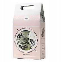 Düfte, Parfümerie und Kosmetik Körperpflegeset - Yope Vanilla & Cinnamon (Flüssigseife 500ml + Körperlotion 300ml)